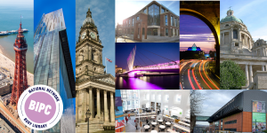 Montage of Greater Manchester Libraries